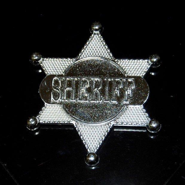 Значок шерифа – 4party.ua