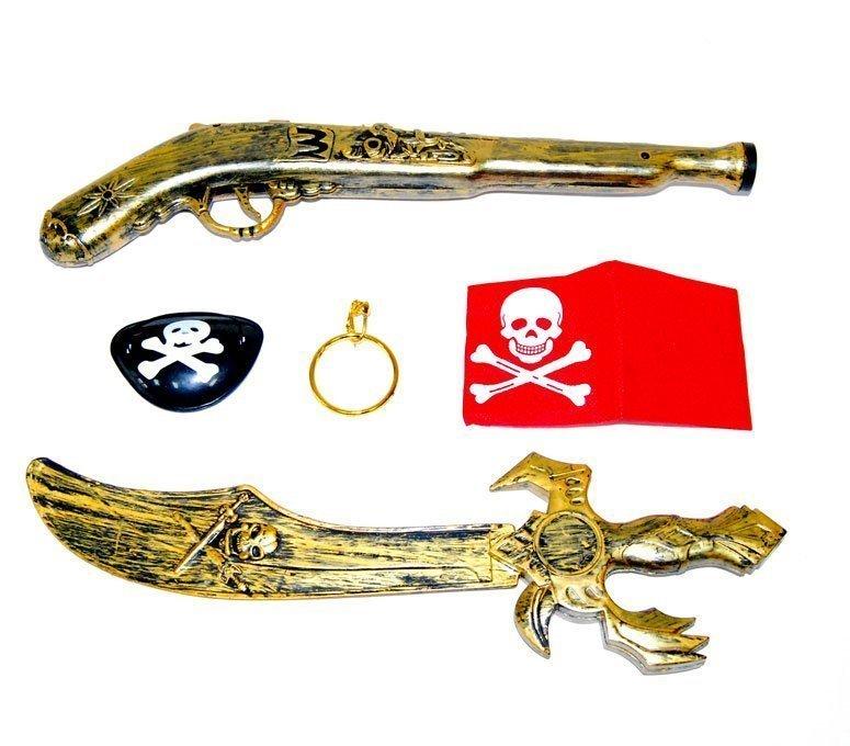 Набор для образа пирата – 4party.ua