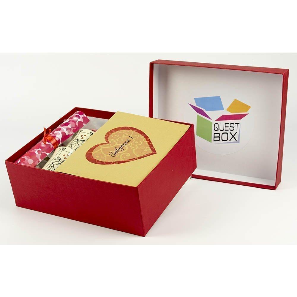 Квест в коробке Quest Box - 4party.ua