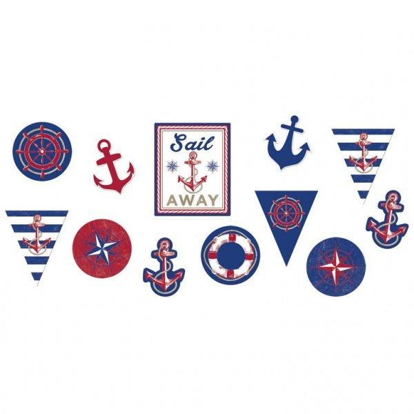 Декорации для морской вечеринки – 4party.ua