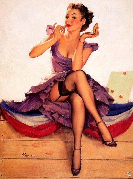 эротические картинки и п плакаты с девушками фото