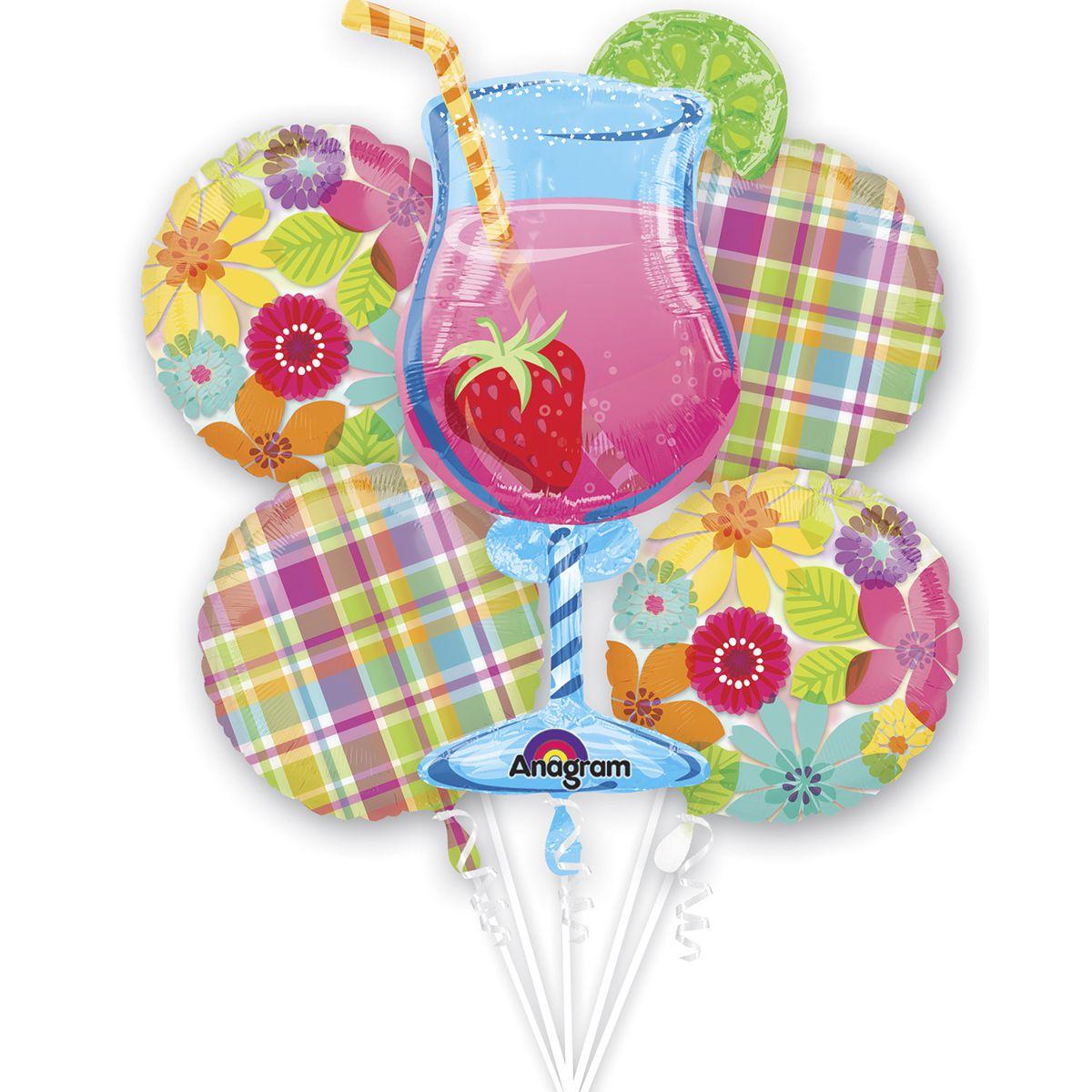 Гавайские воздушные шары - 4party.ua