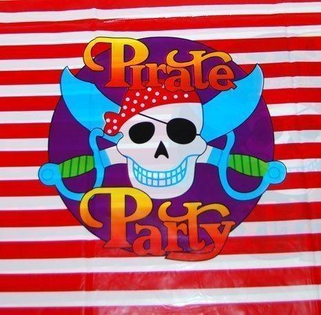 Скатерть для пиратской вечеринки