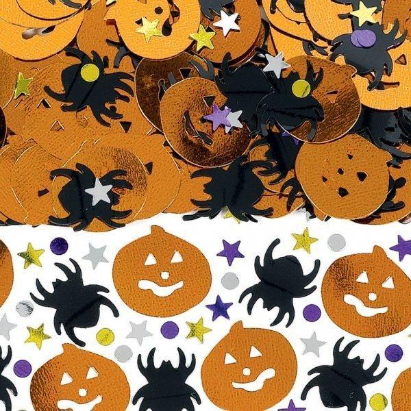 Конфетти на Хеллоуин