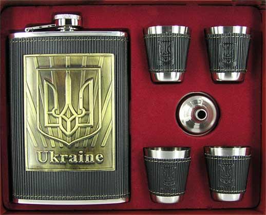Фляга – идеальный подарок на день Защитника   Украины