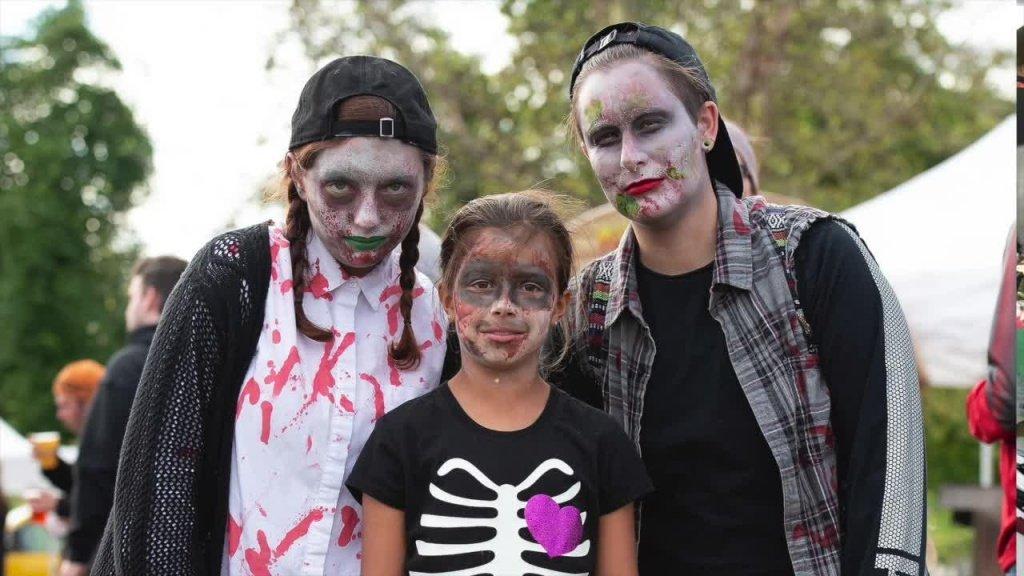Страшно весело: зомби вечеринка для детей - фото 1 | 4Party