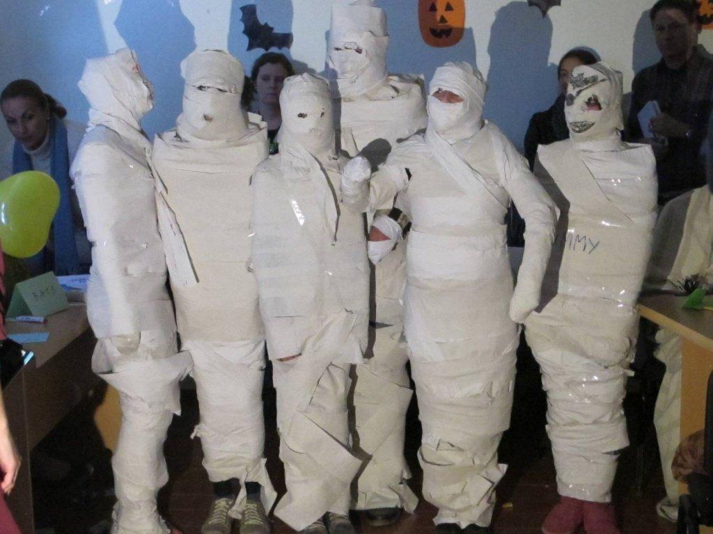 Игры на Хэллоуин для взрослых - фото 2 | 4Party