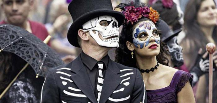 Образ на Хэллоуин и День Мертвых: Санта Муэрте - фото 1 | 4Party
