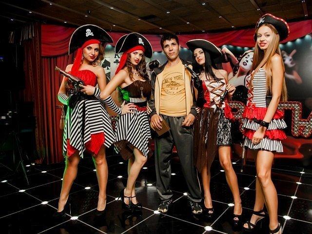 ТОП-6 образов на пиратскую вечеринку - фото 1 | 4Party