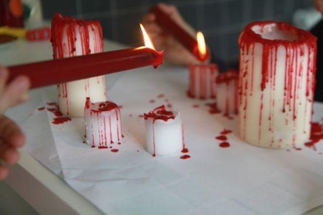 Идеи для вампирской вечеринки - фото 3 | 4Party