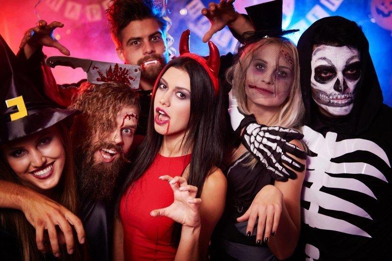 Игры на Хэллоуин для взрослых - фото 3 | 4Party