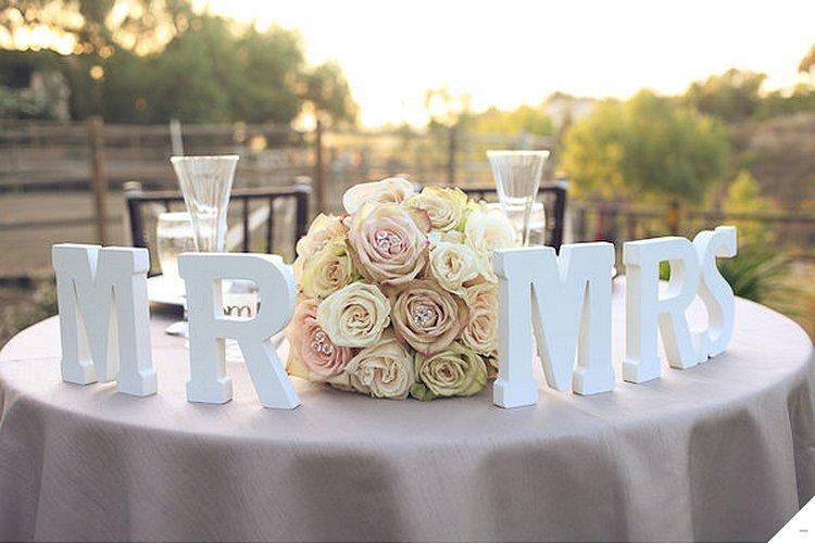 Украшения на свадьбу