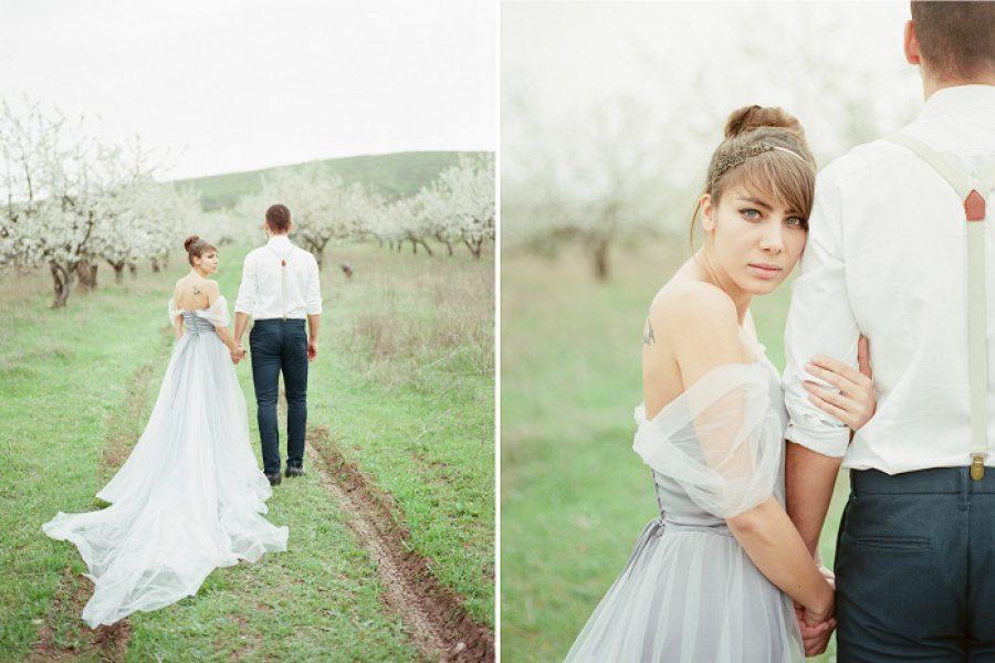 Оригинальные идеи для свадебной фотосессии - фото 2 | 4Party