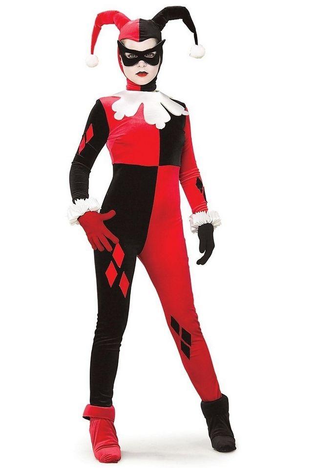 Идея костюма на Хэллоуин: Харли Квинн - фото 5 | 4Party