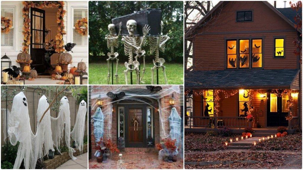 Halloween: декорируем дом своими руками  Halloween: декорируем дом своими руками dec1