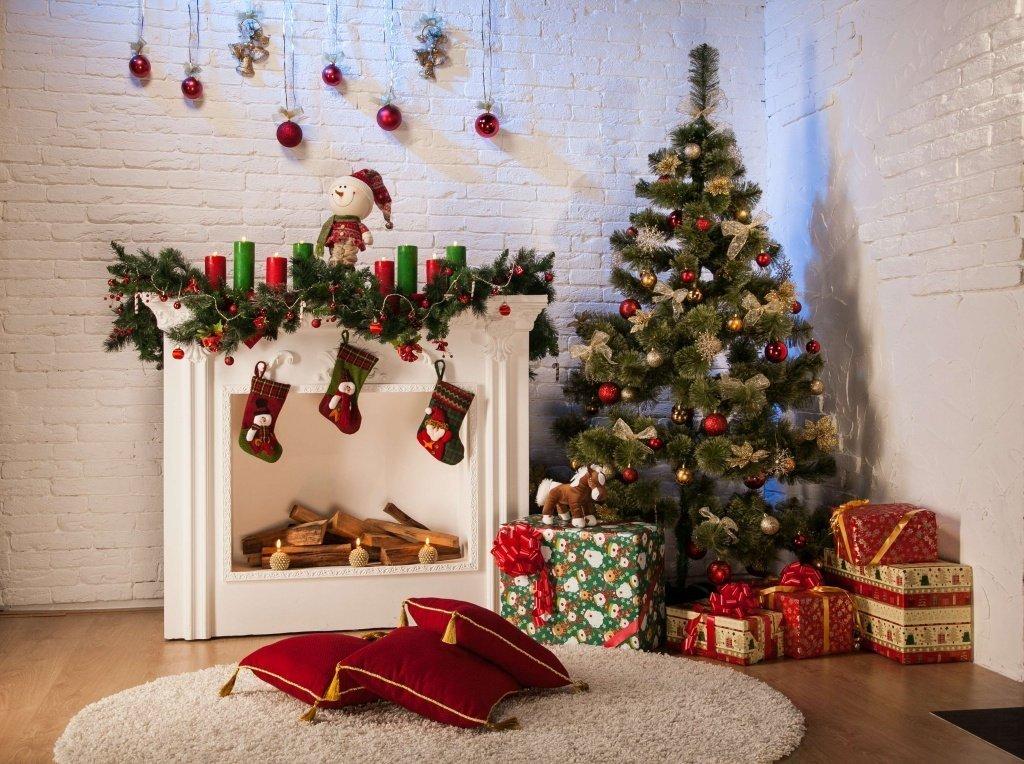 9 идей, как украсить дом к Новому году своими руками - фото 5 | 4Party