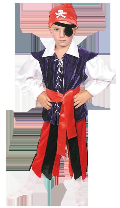 Пиратские костюмы