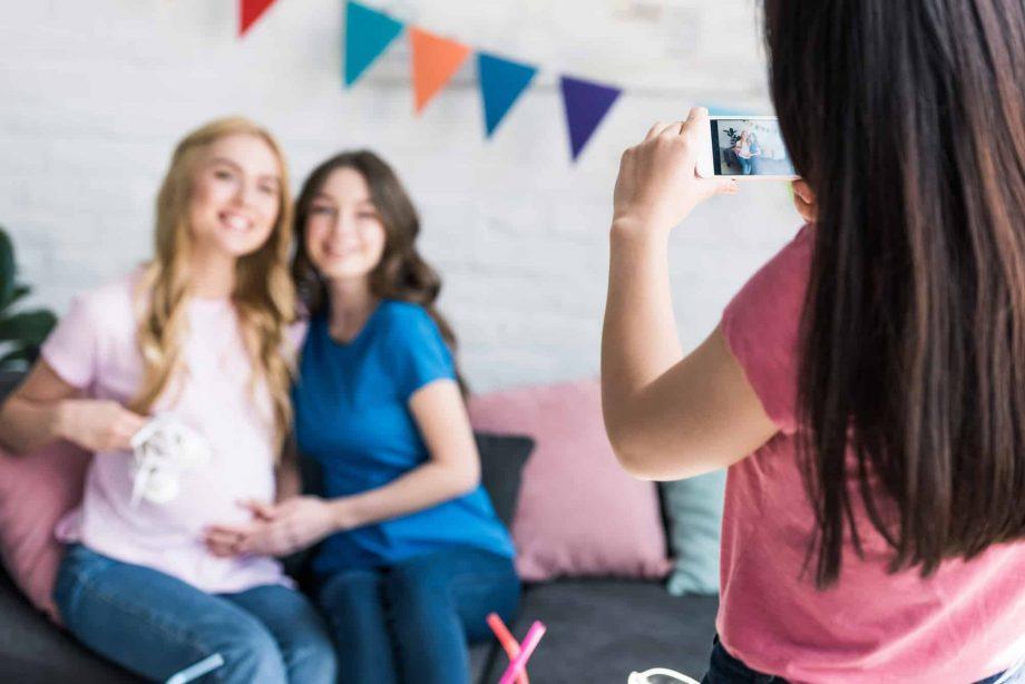 Интересные идеи на Беби шауэр: как организовать вечеринку Baby shower - фото 6 | 4Party