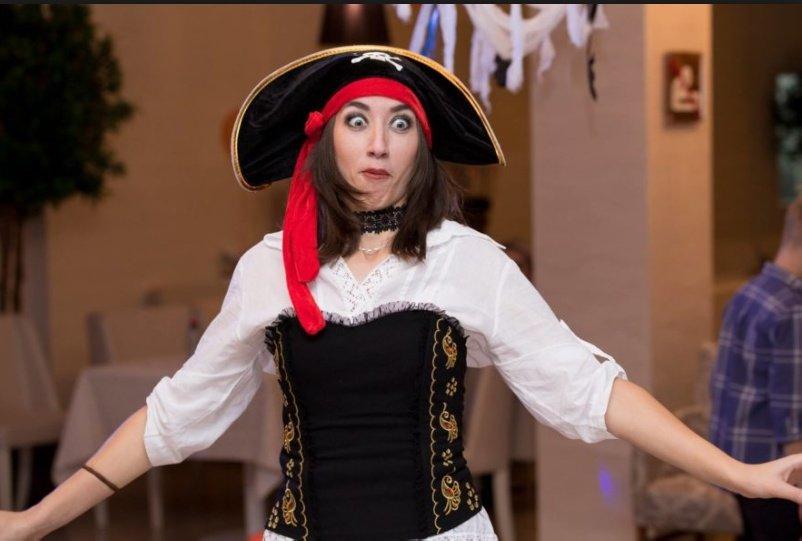 Сценарий пиратской вечеринки - фото 3 | 4Party