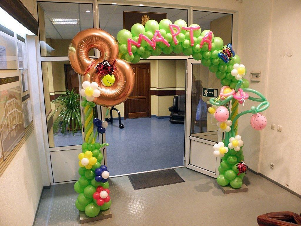 Идеи декора на 8 марта - фото 3 | 4Party