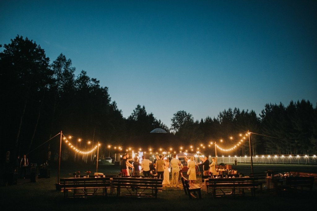 Идеи для весенних вечеринок на открытом воздухе - фото 1 | 4Party