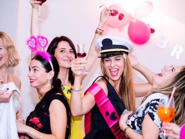Что делать на девичнике: идеи, игры, конкурсы - фото 2 | 4Party