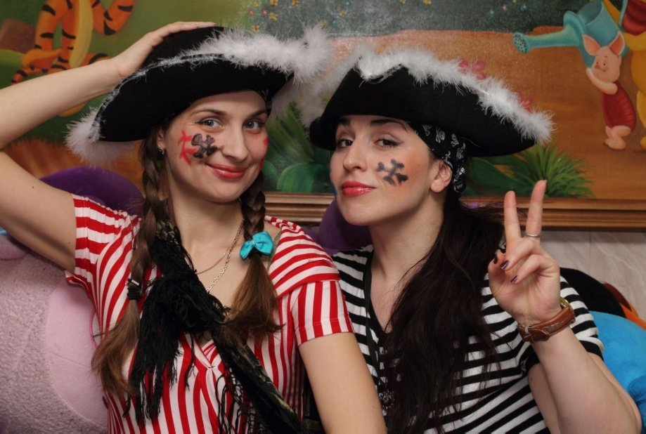 Сценарий пиратской вечеринки - фото 1 | 4Party