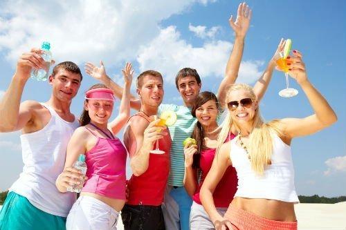 Все для вечеринки на пляже от 4party.ua