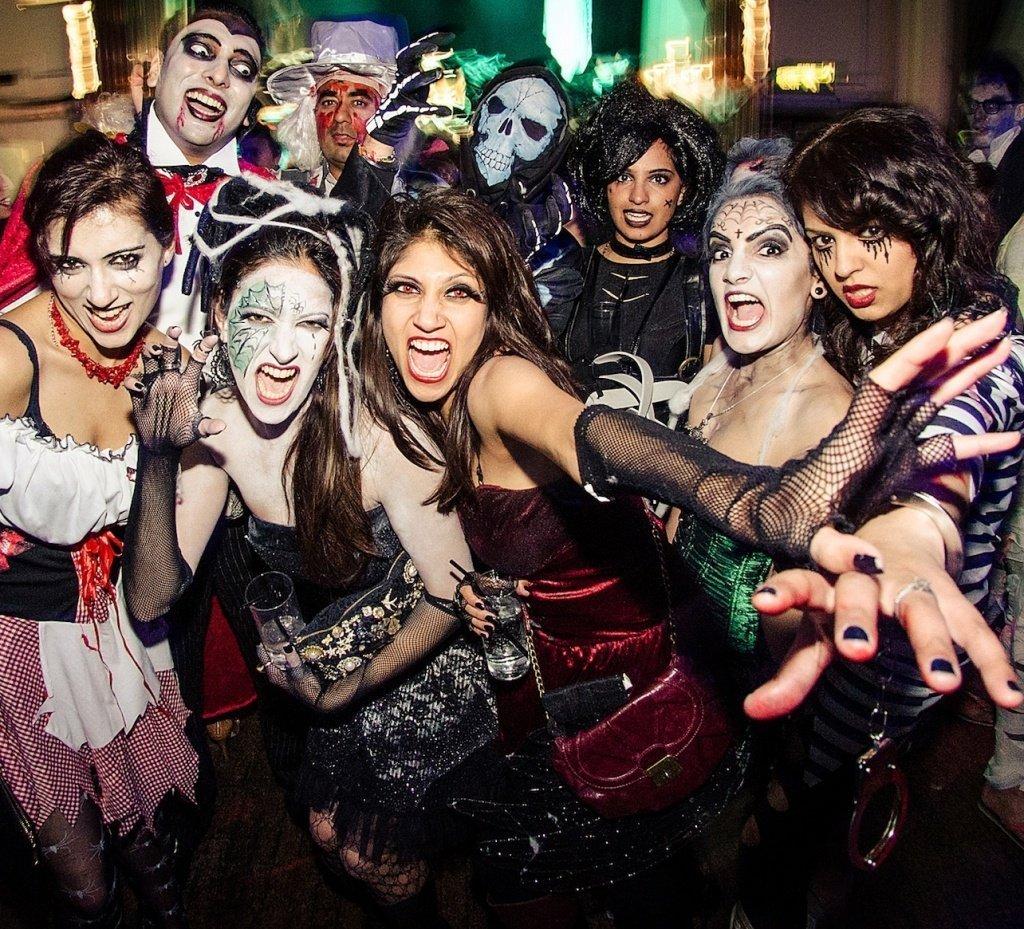 Вечеринка в стиле шабаш ведьм на Хэллоуин - фото 6 | 4Party