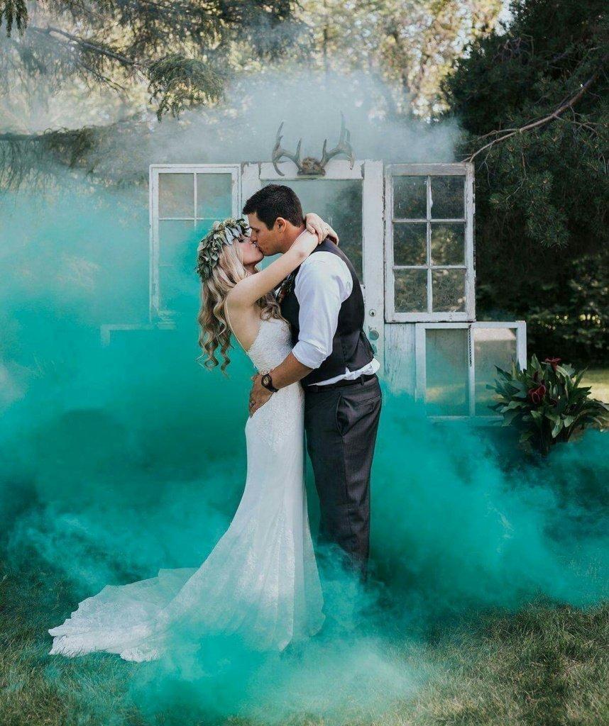 Оригинальные идеи для свадебной фотосессии - фото 1 | 4Party