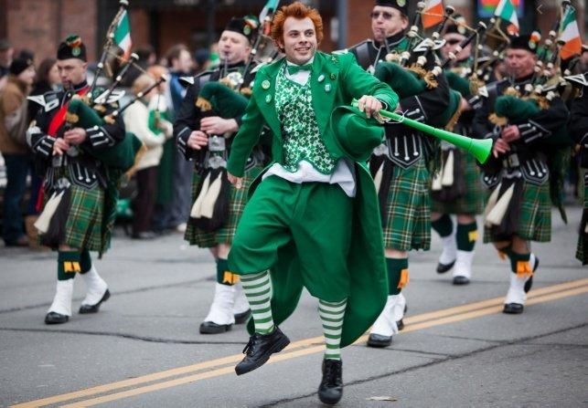 Танцы в день святого Патрика: как устроить феерическую вечеринку - фото 4 | 4Party