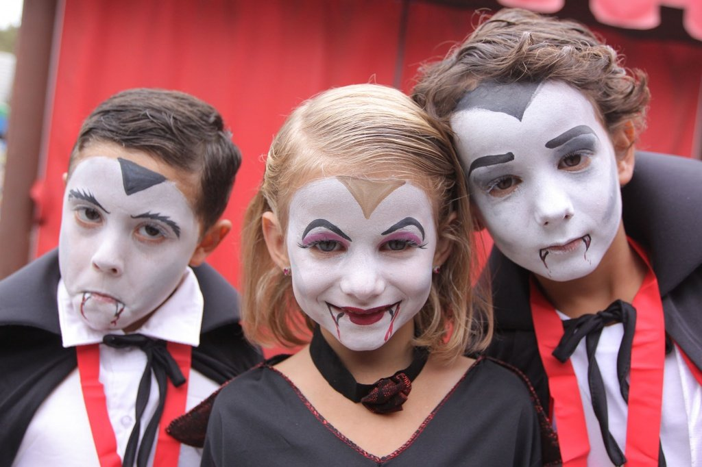 Образы на Хэллоуин для детей - фото 4 | 4Party
