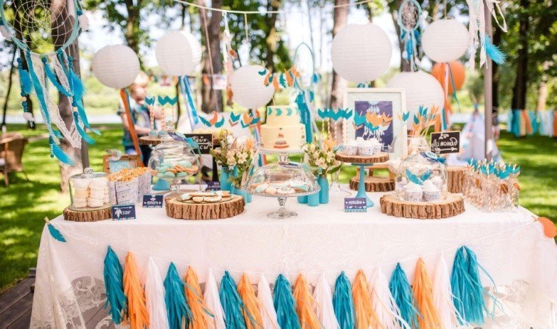 Как устроить вечеринку в стиле Бохо: идеи для дня рождения - фото 5 | 4Party
