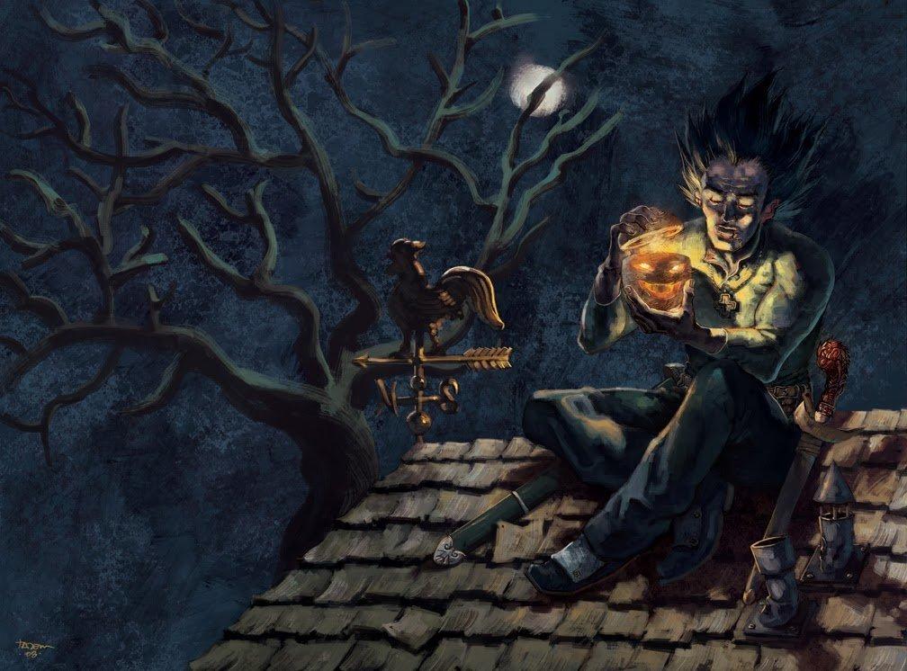 История одного из главных атрибутов Хэллоуина - Светильника Джека - фото 2 | 4Party