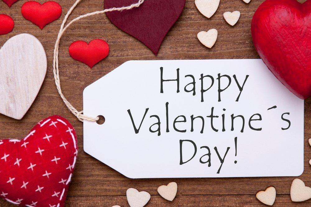 Аксессуары на день святого Валентина