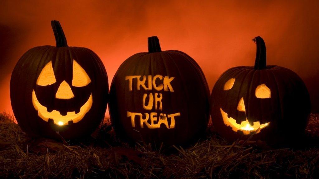 Домашний квест на Хэллоуин для взрослых и детей - фото 1   4Party