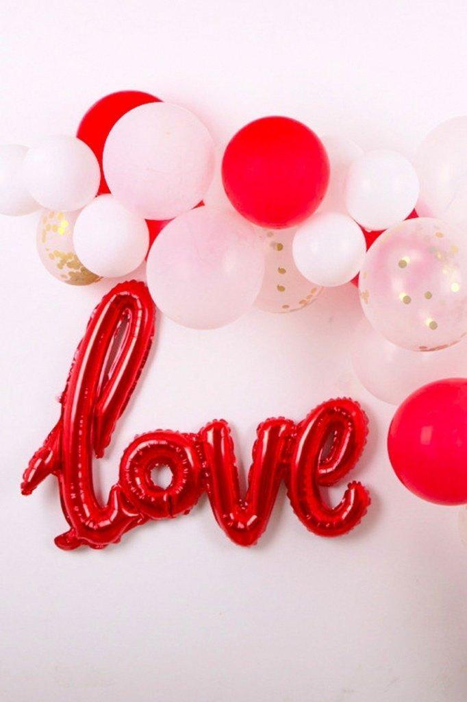 Как украсить дом, квартиру на День святого Валентина, идеи декора - фото 3 | 4Party