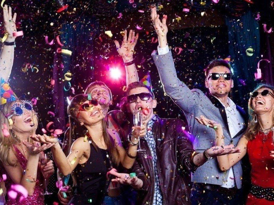 ТОП 10 оригинальных идей для новогодних вечеринок - фото 3 | 4Party