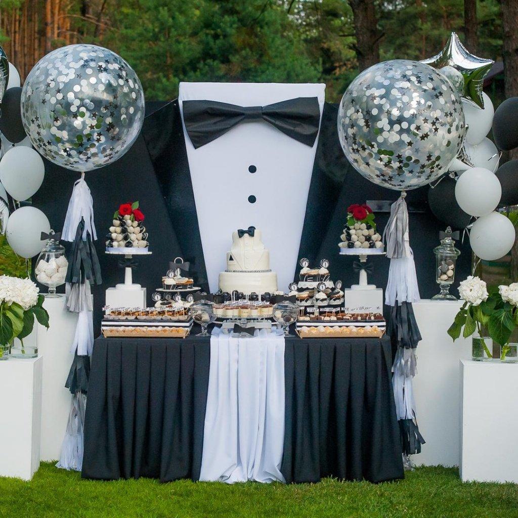 Идеи для вечеринки в стиле Джеймса Бонда - фото 1 | 4Party