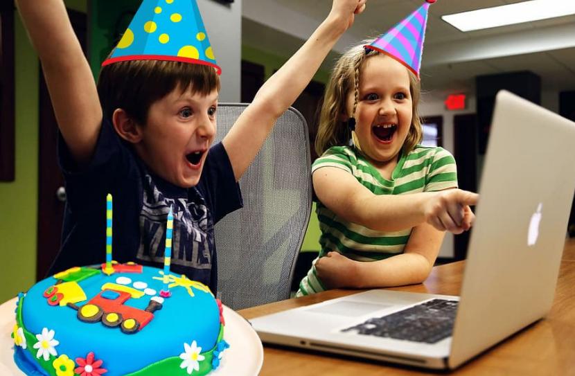 Как отпраздновать день рождения на карантине - фото 4 | 4Party