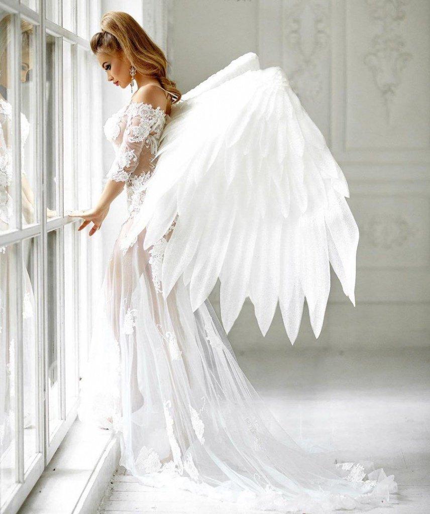Идеи для фотосессии: образ ангела - фото 1 | 4Party