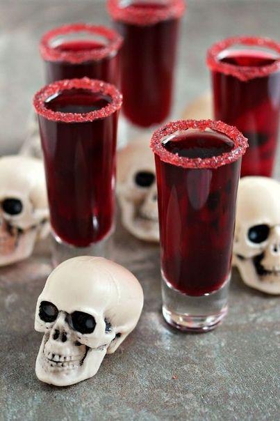 Идеи для вампирской вечеринки - фото 11 | 4Party