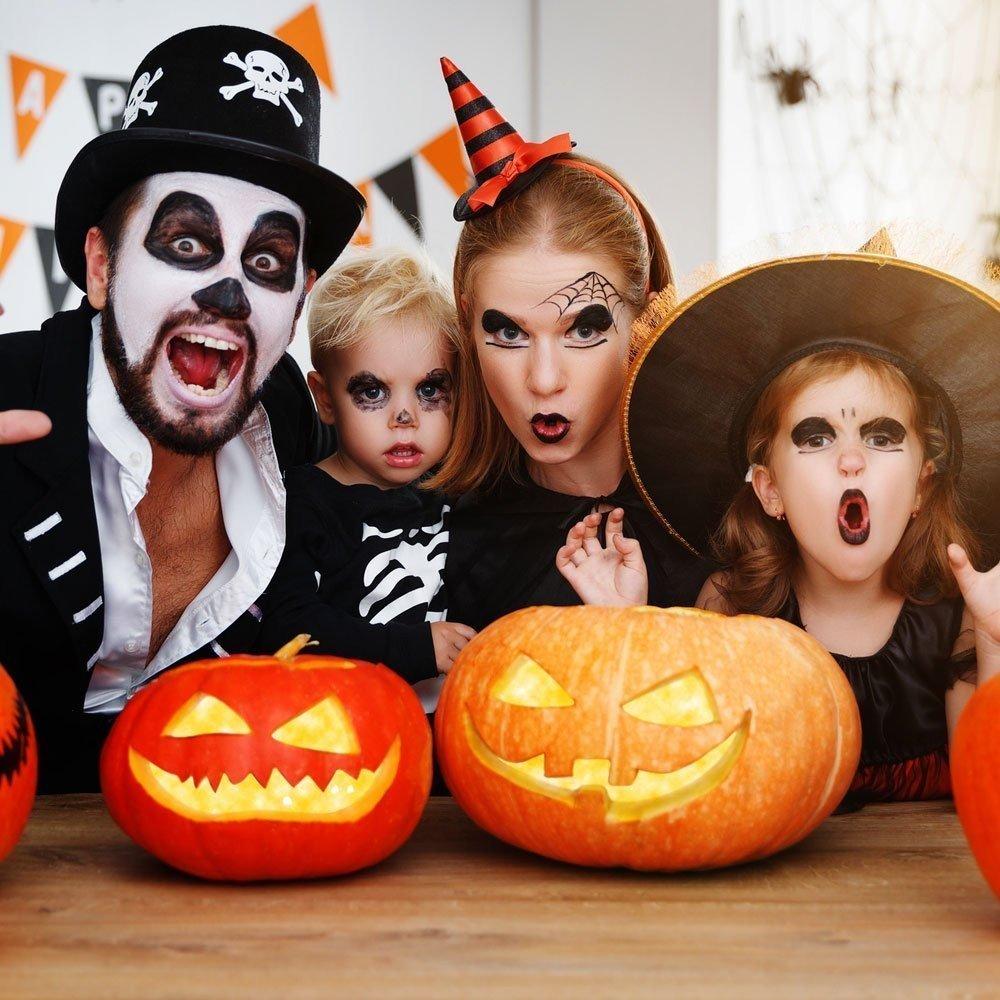 Страшные истории на Хэллоуин - фото 1 | 4Party