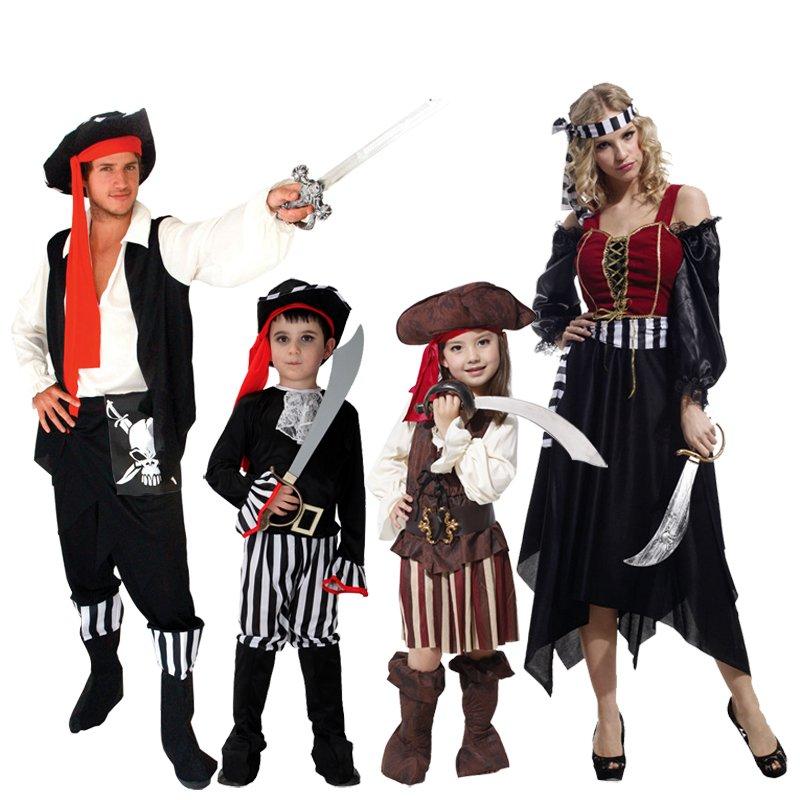 ТОП-6 образов на пиратскую вечеринку - фото 5 | 4Party