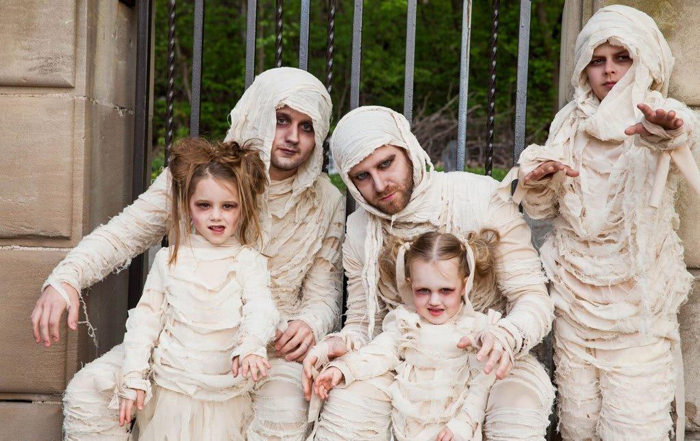 Образы на Хэллоуин для детей - фото 5 | 4Party