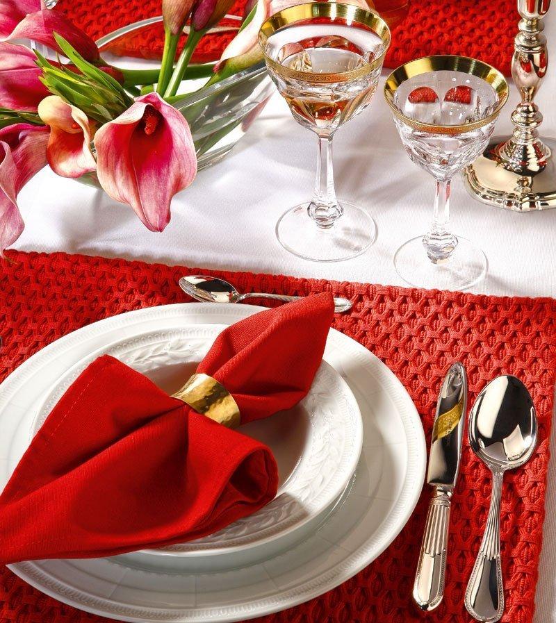 Как сервировать стол на День Влюбленных? Идеи, фото ко Дню Святого Валентина - фото 2 | 4Party