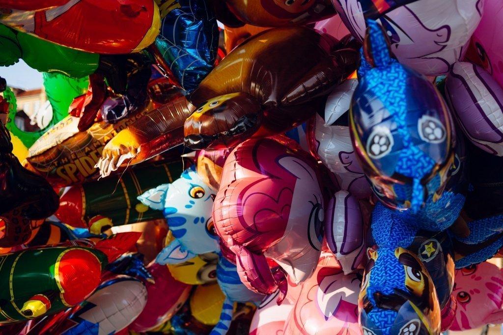 Невероятные мифы о воздушных шариках - фото 4 | 4Party