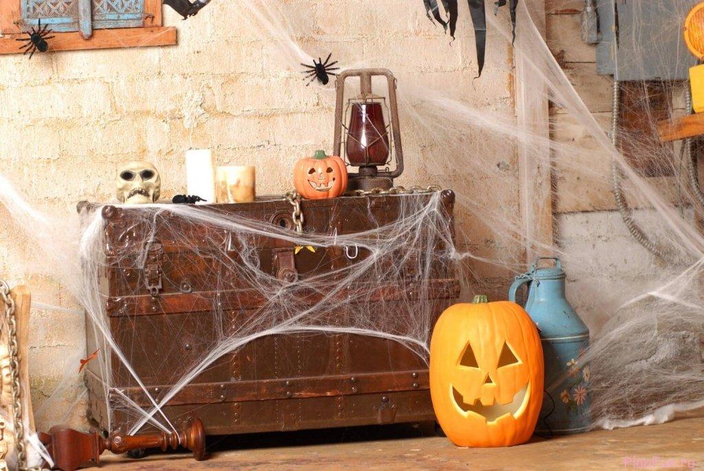 Как украсить комнату на Хэллоуин: отмечаем праздник дома - фото 3 | 4Party