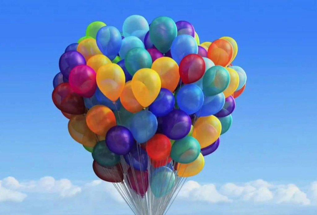 Невероятные мифы о воздушных шариках - фото 1 | 4Party