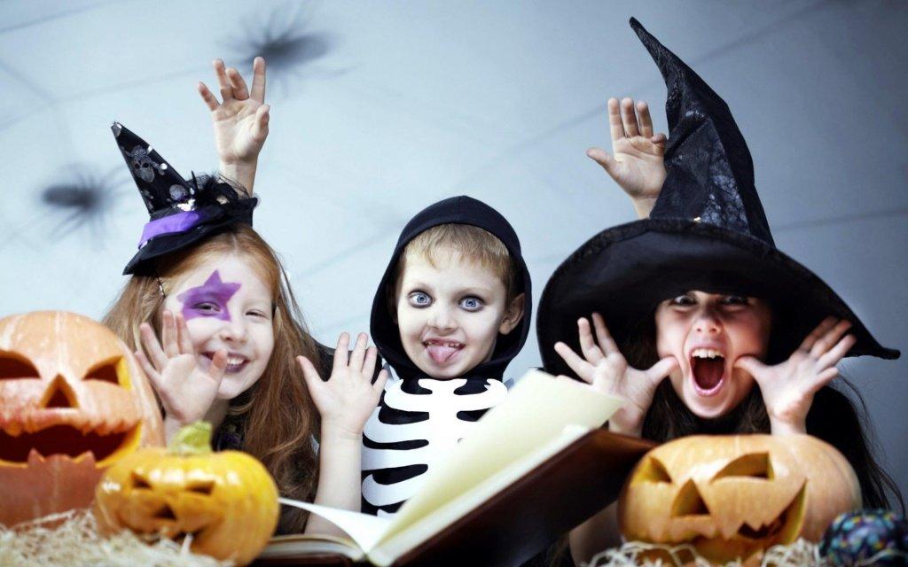 Образы на Хэллоуин для детей - фото 2 | 4Party